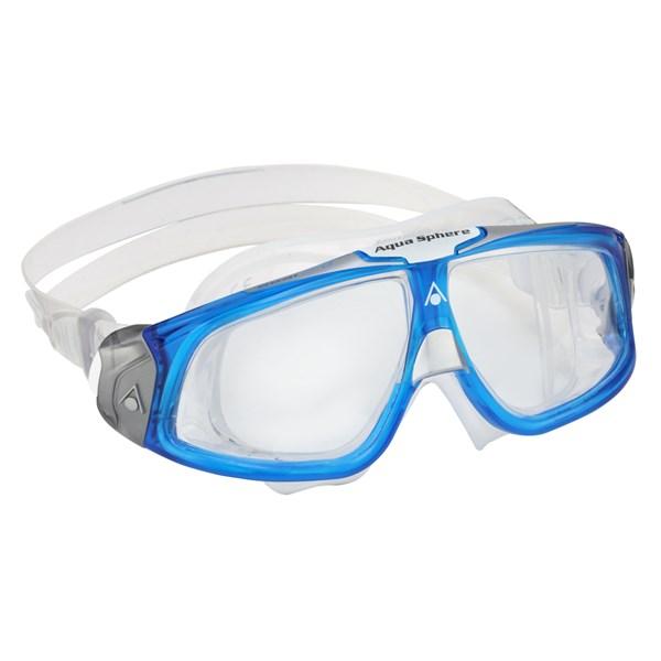 Seal 2.0 Clear Lens Light Blue/White